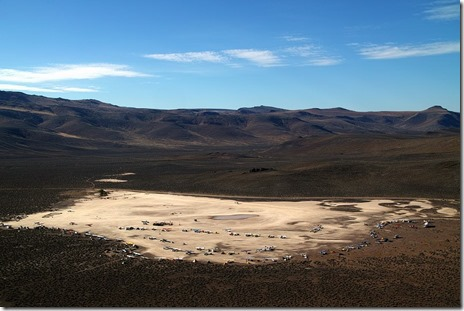 lakebed
