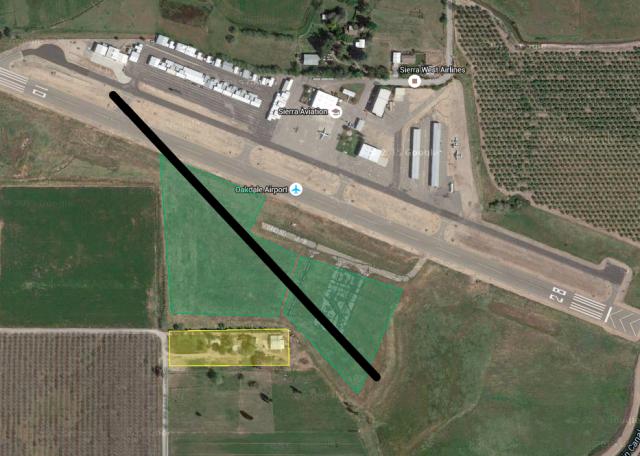 Oakdale Airport Improvements